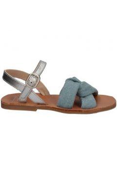 Sandales enfant Manuela De Juan S2541 GAIA BLUE(115497530)