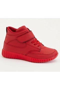 DeFacto Erkek Çocuk Bağcıklı Cırtcırtlı Sneaker(108642929)