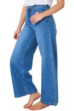 Rip Curl Rincon Wide Leg Jeans blauw(119972263)