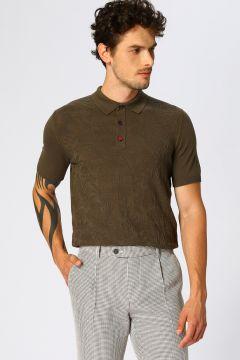Fabrika Haki Polo T-Shirt(113974428)