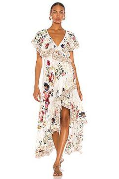 Макси платье frill - Camilla(125445565)