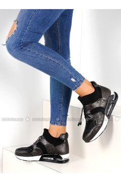 Black - Boot - Boots - Pembe Potin(110313768)