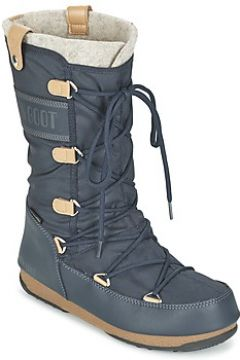 Bottes neige Moon Boot MOON BOOT MONACO FELT(115450303)