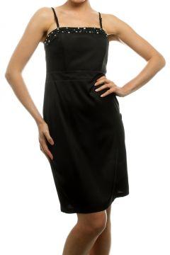 Caramel Siyah Elbise(113961950)