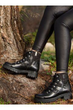 Black - Boot - Boots - Deripabuç(110313456)