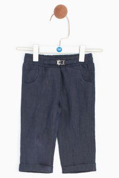 BG Baby Mavi Erkek Bebek Pantolon(114005771)