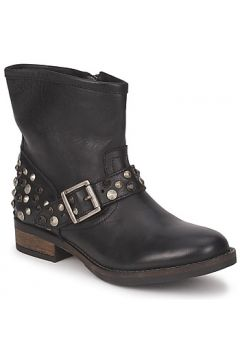 Boots Pieces ISADORA LEATHER BOOT(115450593)