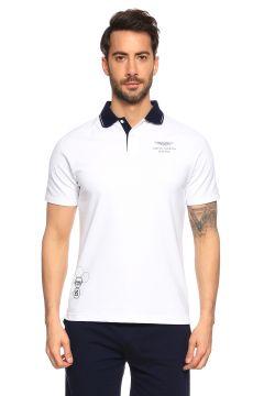Hackett-Hackett Beyaz Polo T-Shirt(108611445)