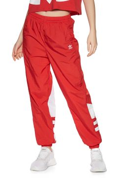 Adidas Originals Large Logo Damen Trainingshose - Red(110373808)
