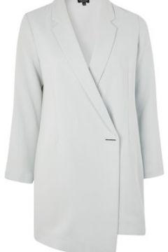 Veste Anastasia Robe longue en laine à manches longues(88497201)