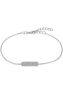 Bracelets Square Bracelet en Argent 925/1000 et Oxyde Blanc Femme(88613080)