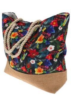 Cabas Culture Sud Chabadi fleur sac cabas(127891909)