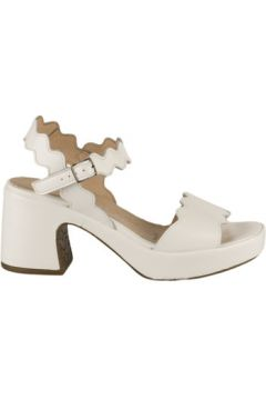 Sandales Wonders Nu pieds femme - - Blanc verni - 36(98489601)