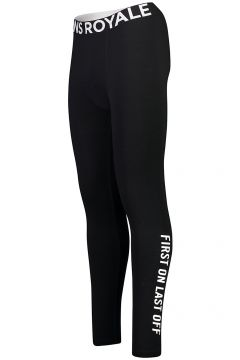 Mons Royale Merino Double Barrel Tech Pants zwart(97231105)