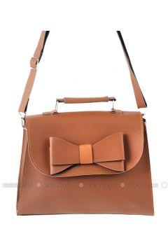 Tan - Shoulder Bags - AKZEN(110320446)