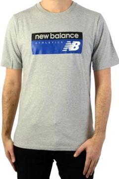 T-shirt New Balance Tee Shirt Ath Banner T(115433584)