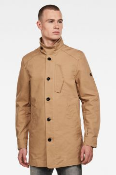 G-Star RAW Men Scutar Half Lined Trench Brown(118171436)