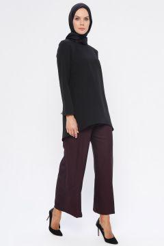 Pantalon Zinet Prune(108581161)