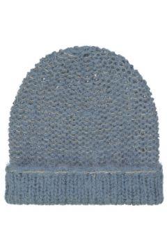 Mütze aus Mohairwolle(113868875)