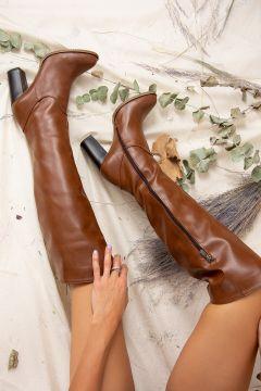 Botte Fox Shoes Tabac(125449939)