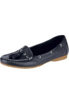 Mokassinslipper Filipe Shoes Marineblau(111493409)