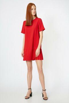 Koton Kadın Firfir Detayli Elbise(113423616)