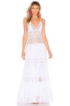 Макси платье miriam - Charo Ruiz Ibiza(118967715)