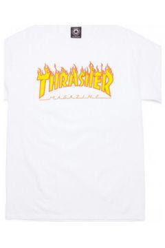T-shirt Thrasher T-shirt flame logo(115539220)