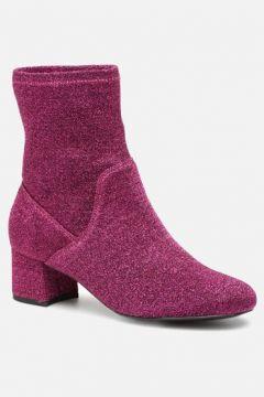 Essentiel Antwerp - Rulies - Stiefeletten & Boots für Damen / rosa(111619869)