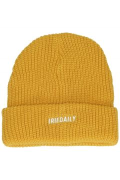 Iriedaily Shelter Heavy Beanie geel(99698962)