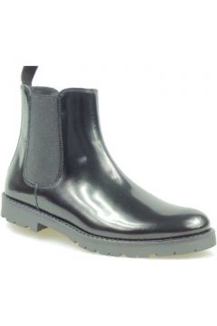 Boots enfant Florens Z810716V PELLE NERO(115497462)