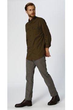 George Hogg Casual Haki Klasik Pantolon(113971641)