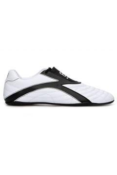 Balenciaga Kadın Beyaz Siyah Logo Baskılı Sneaker 36 EU(120084225)
