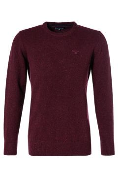 Barbour Pullover Tisbury Crew ruby MKN0844RE56(119373276)