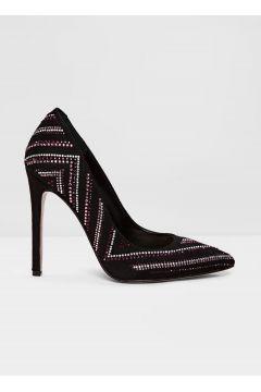 Aldo Kumaş Siyah Kadın Klasik Topuklu Ayakkabı(119981871)