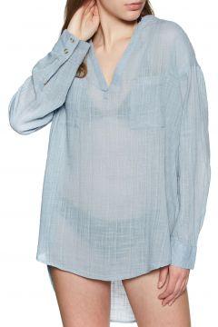 Chemise Femme Rip Curl Koa Beach Cover up - Blue(111327033)