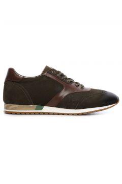 KEMAL TANCA Erkek Kahverengi Sneaker(110923149)