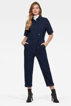 Army jumpsuit wmn s\s(109243460)
