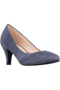 Chaussures escarpins Krisp suédine Cours de talonnette(115498469)