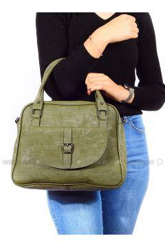 Green - Shoulder Bags - Vip Moda(110339400)