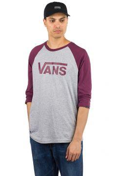 Vans Classic Long Sleeve T-Shirt grijs(92509306)