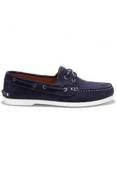 Chaussures Hugs Co. Chaussure bateau daim(115401834)