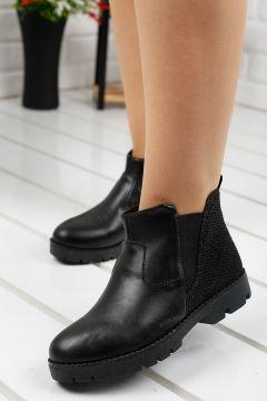 Ayakland Ba-trend 01 Kışlık Termo Taban Bayan Bot Ayakkabı(108520997)