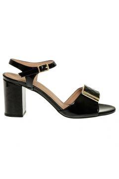 Queen Bee Siyah Topuklu Ayakkabı(113948548)