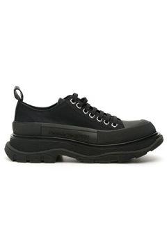 Alexander McQueen Kadın Siyah Kanvas Sneaker 36 EU(120138915)