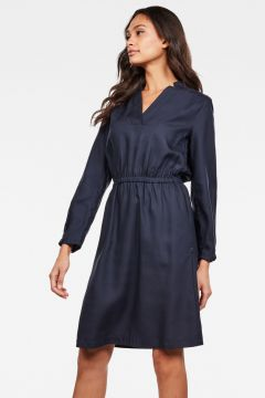 Ogee Straight Flare Dress(108551471)