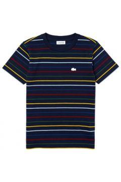 T-shirt enfant Lacoste TJ1305-QRN-C(127960229)