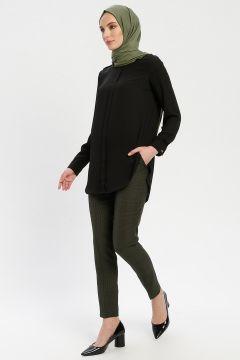 Pantalon Zinet Kaki(108583368)