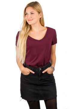 Kazane Ella T-Shirt paars(96061710)