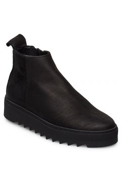Loui N Shoes Boots Ankle Boots Ankle Boots Flat Heel Schwarz SHOE THE BEAR(93943302)